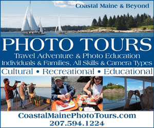 Coastal Maine Photo Tours - Travel Adventure & Photo Education for All! Click here for additional information or to schedule your tour.