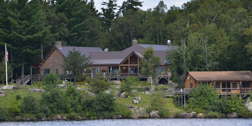 View from the Lake 500x250 - Attean Lake Lodge - Jackman, ME
