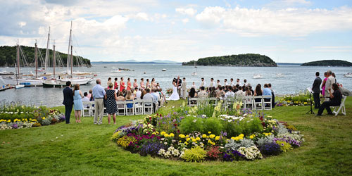 Intimate & Small Wedding Venues in Maine (ME)
