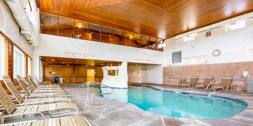 Indoor Pool Village by the Sea Wells Maine