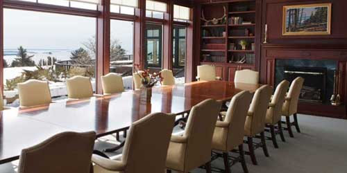 Board Room - Point Lookout Resort - Northport, ME