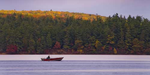Rangeley Lakes Scenic Byway - Maine Foliage Drives