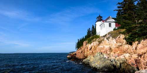 \Acadia National Park Bass Harbor-credit Maine Office of Tourism