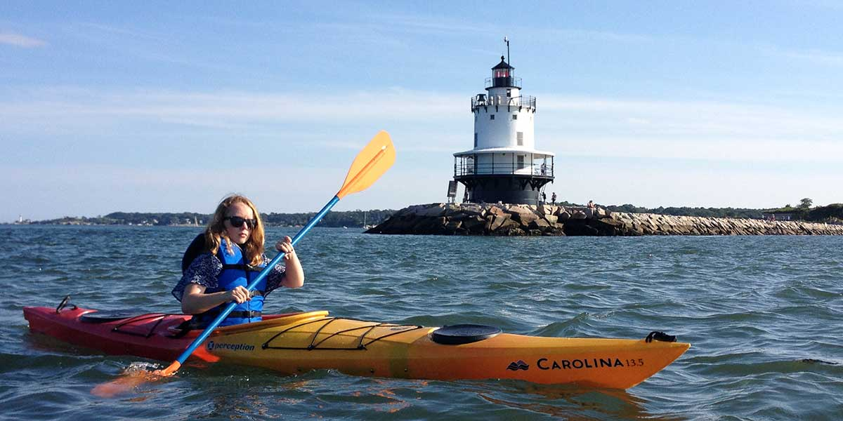 Spring Point Kayak - Courtesy GPCVB Robert Witkowski