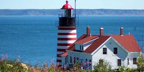 Fantastic Maine Lighthouses Where To Visit Tourism Destinations Download Free Architecture Designs Rallybritishbridgeorg
