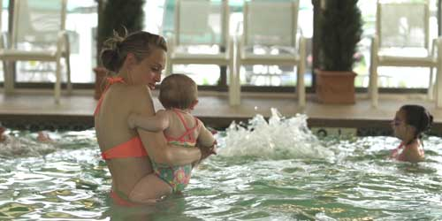 Family Indoor Pool - Meadowmere Resort and Hotel - Ogunquit, ME