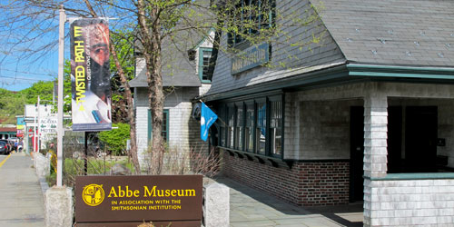 The Abbe Museum in Bar Harbor