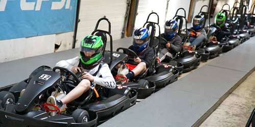 indoor karting in maine