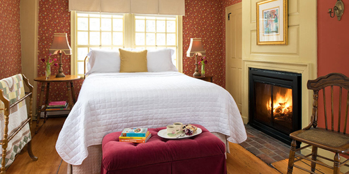 Bourne Room - Waldo Emerson Inn - Kennebunk, ME