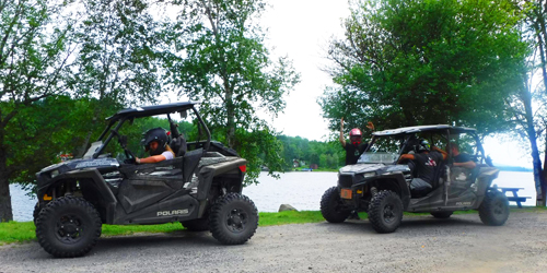 Lakeside Ride - 201 Powersports - Bingham, ME