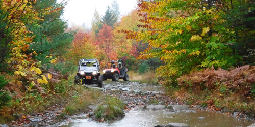 Fall ATV Trek - 201 Powersports - Bingham, ME