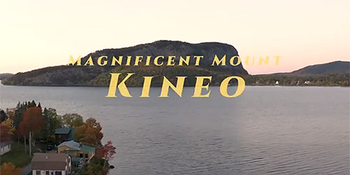 Magnificent Mount Kineo in Maine - An Explore New England Short Film