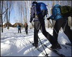Cross Country Skiing & Snowshoeing in Maine