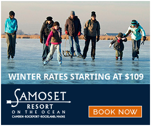 Samoset Resort - On the Ocean in Mid Coast Maine - winter rates starting at $109!