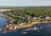 Aerial View - Cape Arundel inn & Resort - Kennebunkport, ME